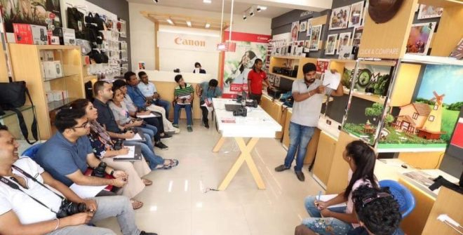 4 Reasons Why Joining A Photography Workshop Is Worth It