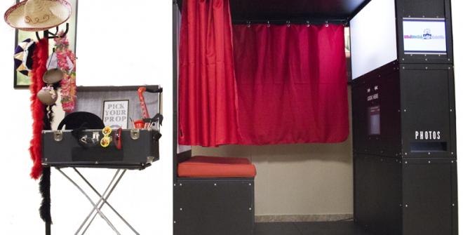What Is The Deal With The Photo Booths?